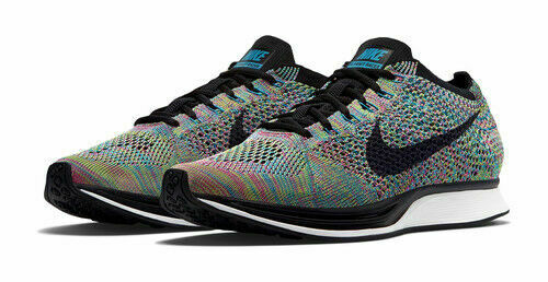 Manía Aislar colorante  Nike Flyknit Racer 526628 304 Size 11 Men Shoes - Multicolor for sale  online | eBay