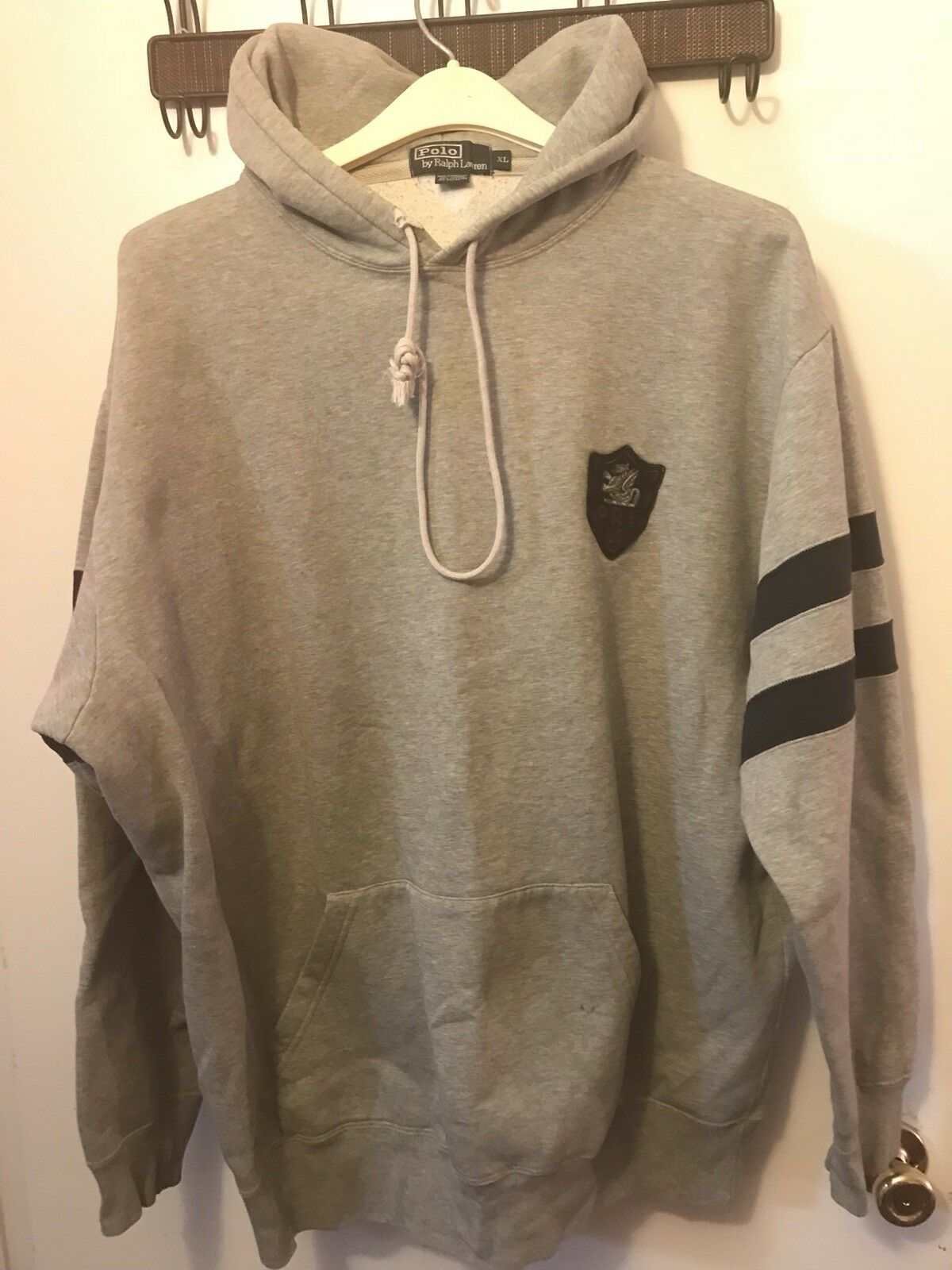 Polo Ralph Lauren Vintage Griffin Hoodie XL