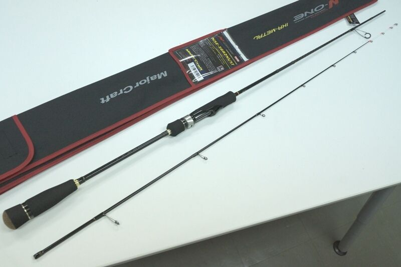Major Craft N-ONE 2 piece rod NSE-S682NS ST
