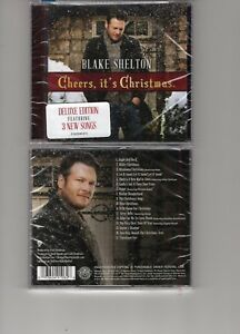 Blake Shelton Cheers Its Christmas.Details About Blake Shelton Cheers It S Christmas Cd 2017 Clarkson Xenia Shackleford