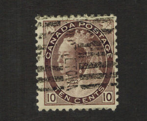 CANADA-SCOTT-83-USED-WITH-A-ROLLER-CANCEL