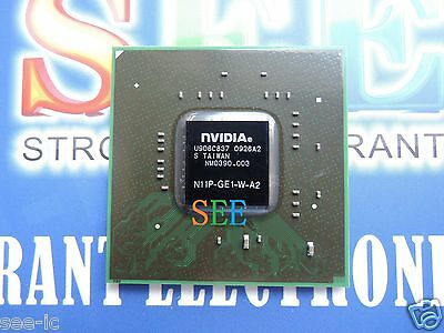 Brand New NVIDIA N11P-GE1-W-A2 128Bits Notebook Graphic Chipset DC:2009+