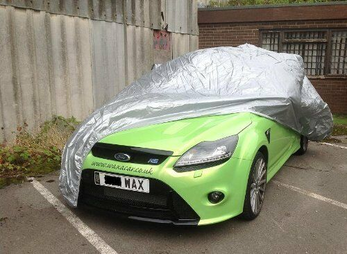 FOR FORD FOCUS RS QUALITY BREATHABLE CAR COVER FOR INDOOR /& OUTDOOR USE
