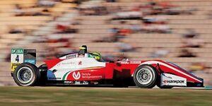 Dallara Mercedes F317 Prema Theodore Mick Schumacher F3 European Champion 1:43-afficher Le Titre D'origine