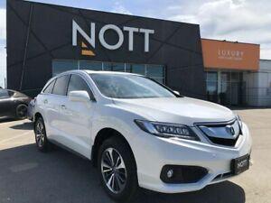 2018 Acura RDX Elite  Parking Sensors/Remote Start/All Brand new
