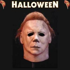Michael Myers Halloween II Officially Licensed Deluxe Mask Trick ...