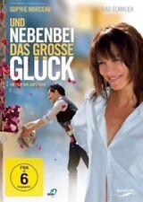 UND NEBENBEI DAS GROßE GLÜCK (SOPHIE MARCEAU/GAD ELMALEH/+)  DVD  NEU