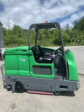 Tennant T20 Scrubber Lp Low Hrs Hrs Totally Serviced Save Thousands Off New