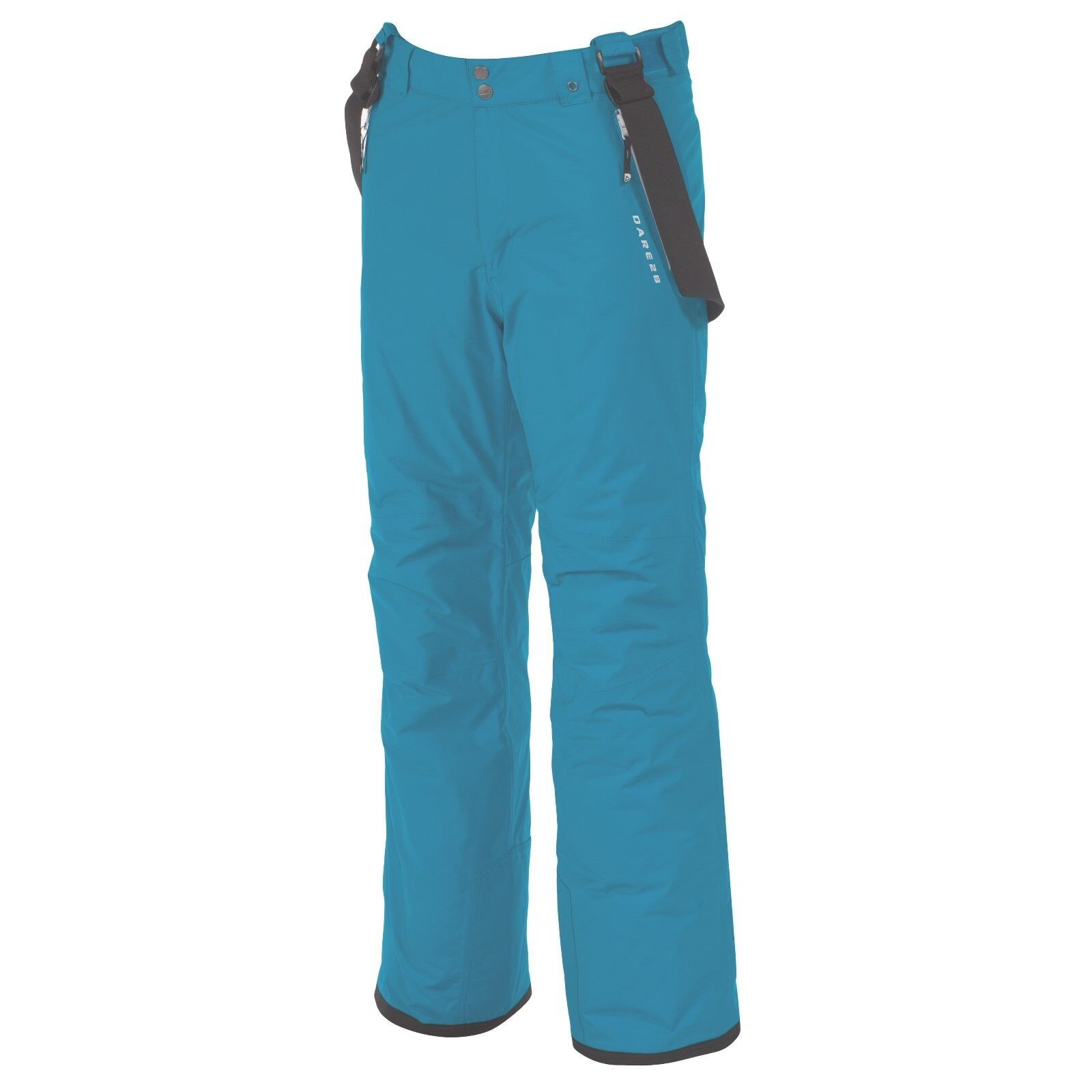 Dare2b Keep UP III MENS METHYL blueE Ski Salopettes Pants  Braces SHORT LEG 10K  after-sale protection