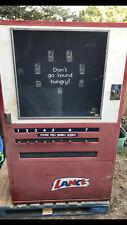 Vintage Lance Vending Snack Machine Has Not Been Open In 20 Years No Keys