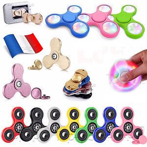 FIDGET-HAND-SPINNER-METAL-LED-DOUBLE-TOUPIE-3D-JOUET-ANTISTRESS-FIGURE-CHALLENGE
