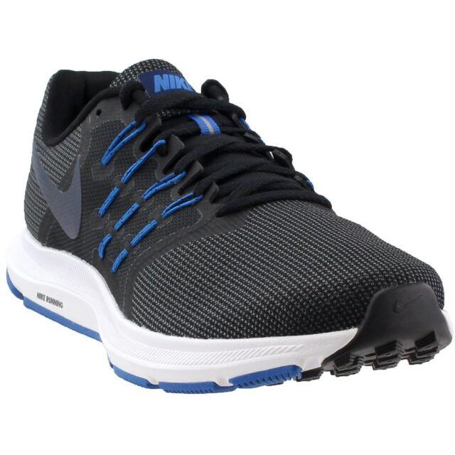 promo code 54c6e a06d6 Nike Run Swift Running Shoes - Black - Mens