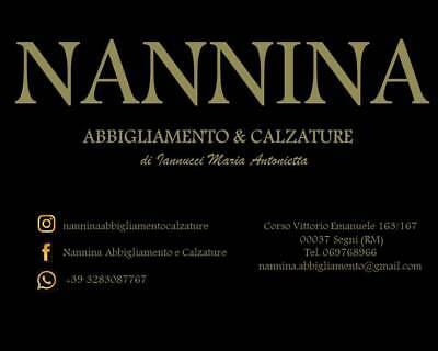nannina.abbigliamento.calzature