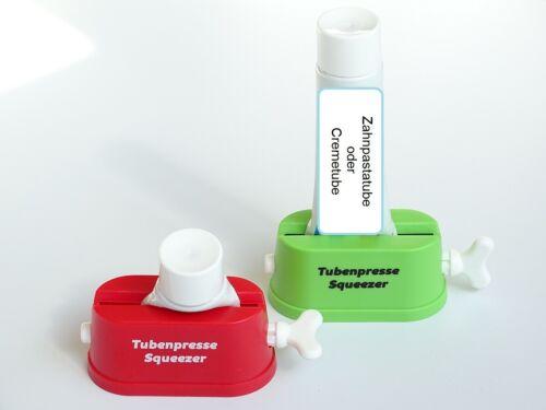 4 x Tubenpresse Tubenaufroller Tubenschlüssel Tubenausdrücker Tubenquetsche Tube