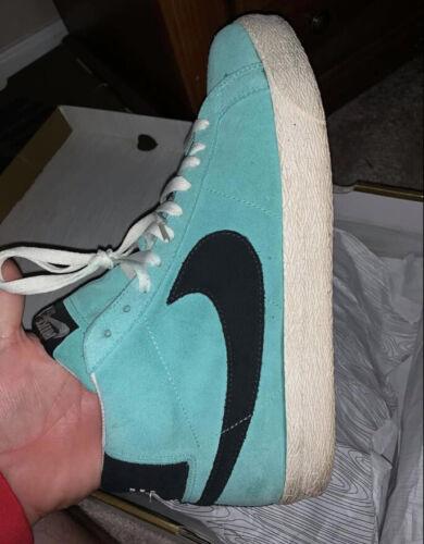 Nike Blazer SB Azure/Black