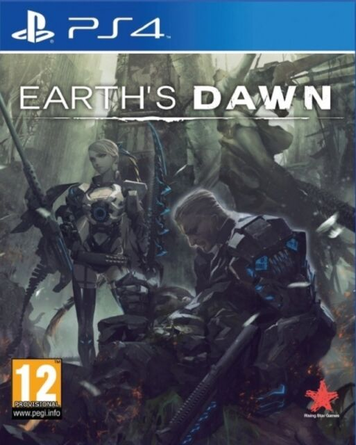 Sony PS4 Playstation 4 Spiel ***** Earths Dawn ***********************NEU*NEW*55