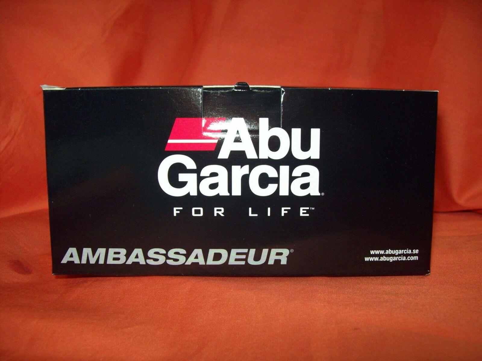 Aviador batalla uniforme Garcia Ambassadeur Classic 5501 C3 Baitcaster 5 3 1 GR C3-5501 1292721 LH