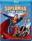 Superman VS The Elite 0883929242535 Blu-ray