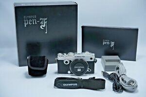 Olympus-PEN-F-fotocamera-digitale-20-3-Megapixel-certificata-USATO