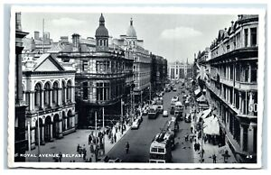 Postcard-Royal-Avenue-Belfast-Northern-Ireland