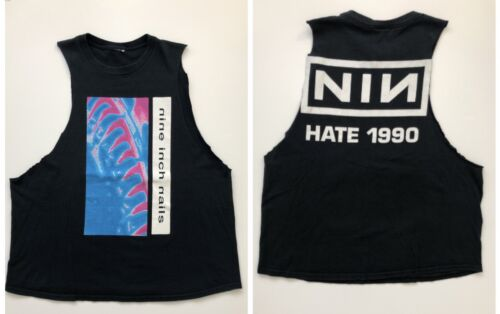 VTG Nine Inch Nails (NIN) 1990 Pretty Hate Machine