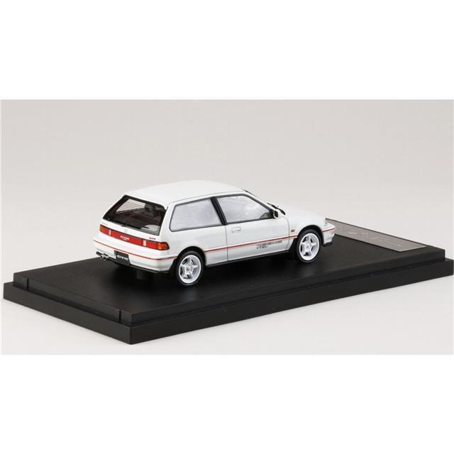 MARK43 PM4396MW 1 43 Honda Civic EF9 SiR SiR SiR II MUGEN RNR white 7c2644