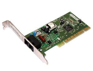 Conexant F-1156I(+)/R12 KB1477 BDNM508B1041 56K V.92 - PCI Data Fax Modem [5751]