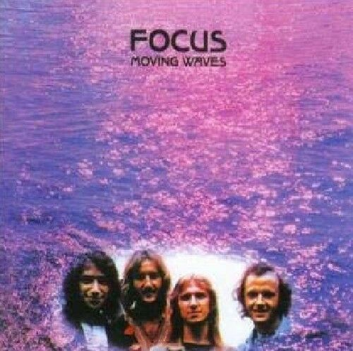 Focus - Moving Waves [New Vinyl LP] 180 Gram