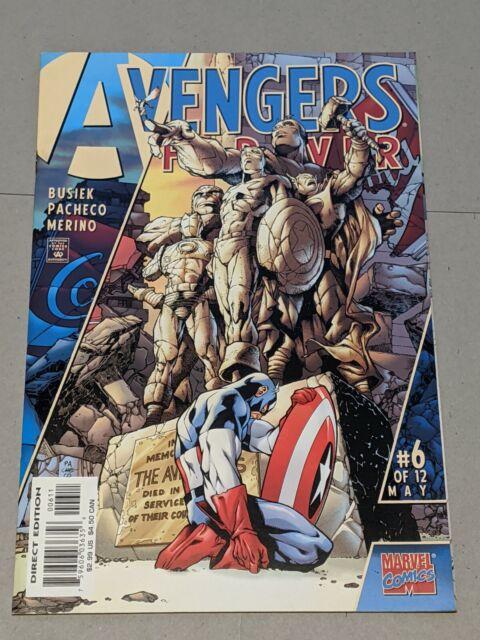 Avengers Forever #6 May 1999 Marvel Comics