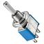Kippschalter-Miniatur-EIN-AUS-EIN-3-Pins-Metallhebel-mit-Loetoesen-blau Indexbild 1