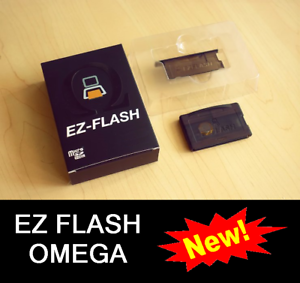 EZ-Flash-OMEGA-for-GBA-GameBoy-Advance-Nintendo-SP-DS-4-IV-sd-card