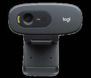 Logitech C270 HD Webcam Web Cam Kamera 720p Windows PC Mikrofon 30 fps Camera