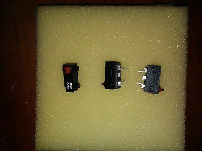 3 CHERRY DK1G-SG04  DK Series Sealed Sub Miniature Snap Action Switches SWITCH