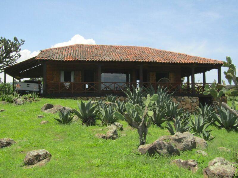 Casa Campestre en venta o renta en San Bartolo Pareo
