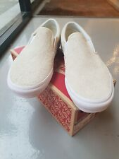6e73a106cc item 2 Vans Classic Slip-On Hairy Suede Turtledove (Off White) Size UK10  EU44.5 US11 -Vans Classic Slip-On Hairy Suede Turtledove (Off White) Size  UK10 ...
