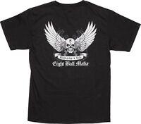 Eight 8 Ball Mafia Billiards For Life T-shirt Pool Billiards W/ Free Shipping