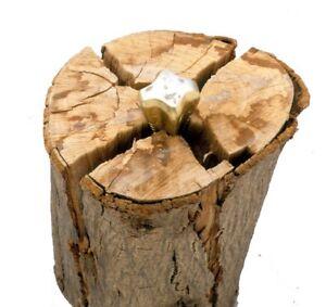 1-5KG-RESISTENTE-Tronzadora-madera-Divisor-TRONCO-Separador-Cuna-Hacha-Pequena