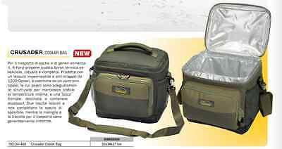 Borsa Termica Per la Pesca Kkarp Crusader Cooler Bag Carpfishing Barca