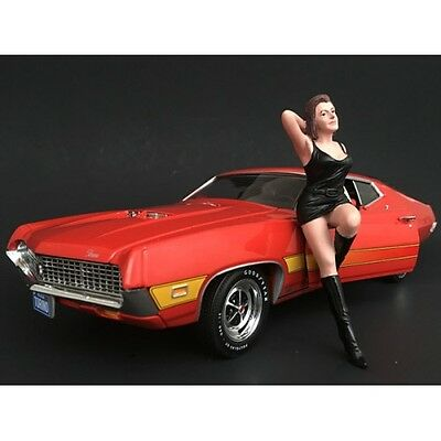70's STYLE FIGURE I FOR 1:24 SCALE BY AMERICAN DIORAMA 77501