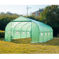20'-10'-7' Larger Green House Outdoor Plant Gardening