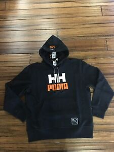 Details about PUMA X Helly Hanson HOODIE 597083 01 001 Black HH NEW 2019  FALL