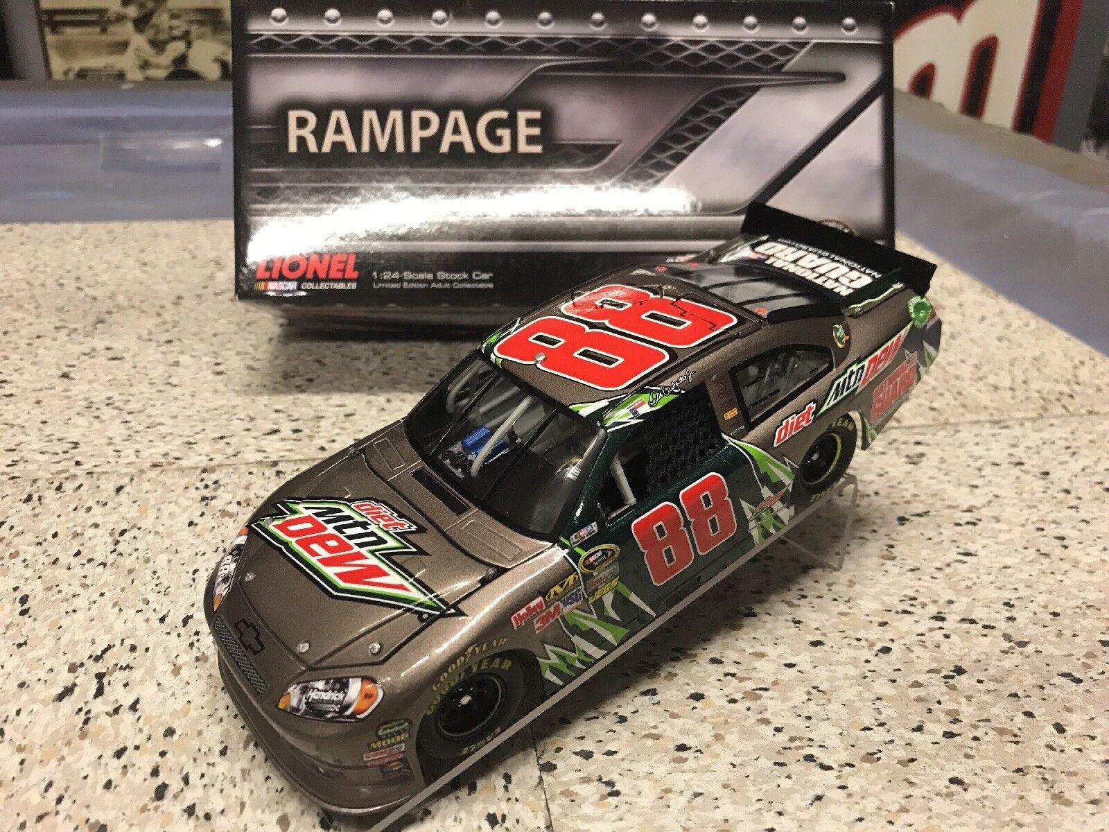 2012  88 Dale Earnhardt Jr Diet Mountain Dew Rampage 1 24 Diecast livraison gratuite
