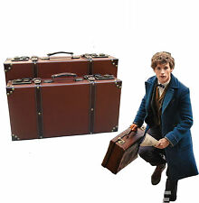 Fantastic Beasts Newt Scamander Magic Suitcase Harry Potter Cosplay Instock