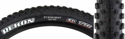 New Maxxis Rekon 27.5 x 2.4WT EXO Protection 3C Tubeless Maxx Terra 2.40 Tire