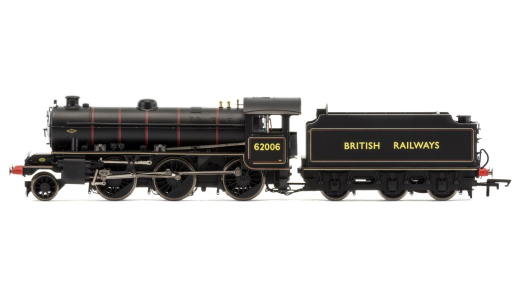 Hornby R3418 K1 Class 2-6-0 62006 British Railways Emblem OO Gauge