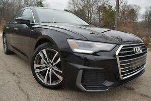2019 Audi A6 AWD S-LINE PREMIUM-EDITION(SUPERCHARGED V6)