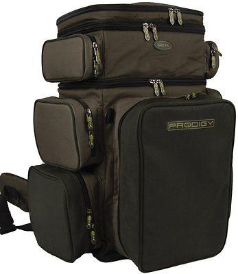 NEW  Greys Prodigy Tackle Base Fishing Rucksack Back Pack Ruck Sack