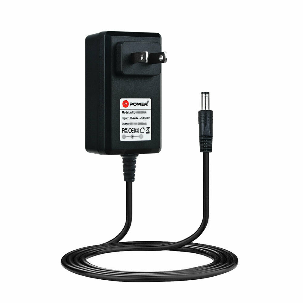 AC Adapter for Weslo Fitness Quest Eclipse HR2100 2100 HR/A 2100HR 2100HRA Power