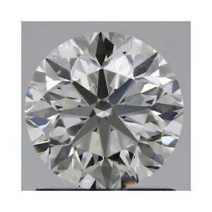 Charles-and-Colvard-5mm-Round-Forever-One-DEF-Hearts-amp-Arrows-Moissanite-w-Card