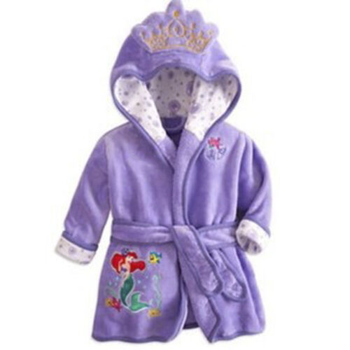 Toddler Baby Kids Cosplay Pajamas Hooded Kigurumi Animal Romper Bathrobe Costume